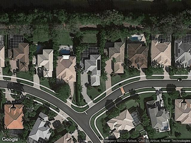 11119 Blue Coral Drive Boca Raton, FL 33498 Satellite View