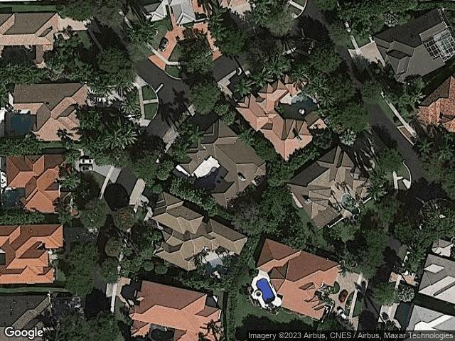 6164 NW 32Nd Avenue Boca Raton, FL 33496 Satellite View