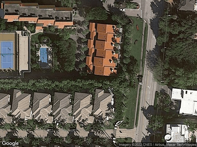3908 S Ocean Boulevard #T-6 Highland Beach, FL 33487 Satellite View