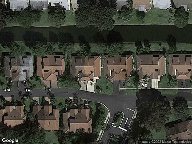 10715 Ladypalm Lane #B Boca Raton, FL 33498 Satellite View