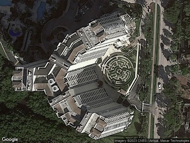 3740 S Ocean Boulevard #1010 Highland Beach, FL 33487 Satellite View