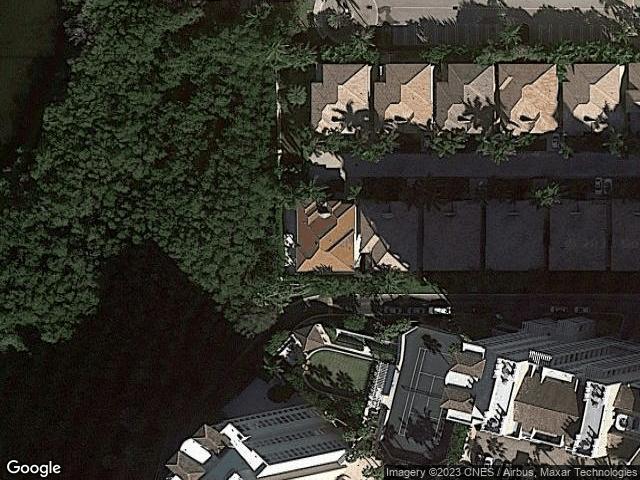 3638 S Ocean Boulevard Highland Beach, FL 33487 Satellite View
