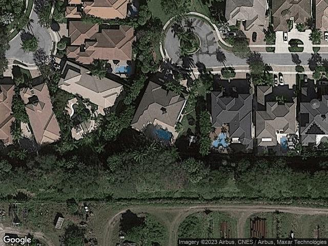 17904 Key Vista Way Boca Raton, FL 33496 Satellite View