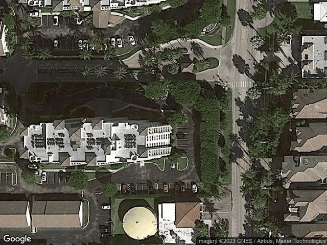 3606 S Ocean Boulevard #601 Highland Beach, FL 33487 Satellite View