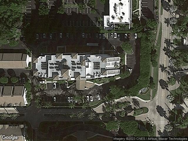 3594 S Ocean Blvd #704 Highland Beach, FL 33487 Satellite View