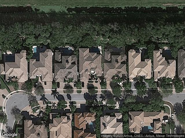 17641 Middlebrook Way Boca Raton, FL 33496 Satellite View