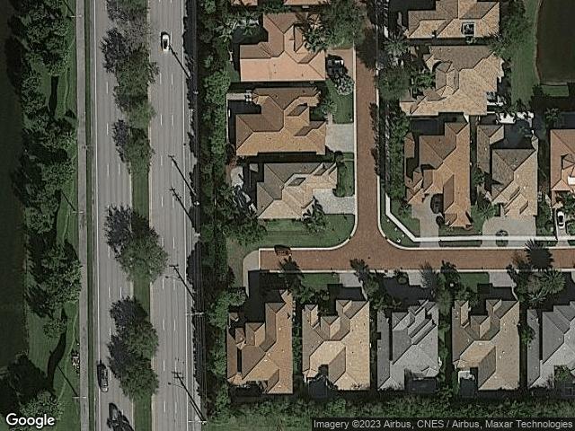 17411 Balaria Street Boca Raton, FL 33496 Satellite View