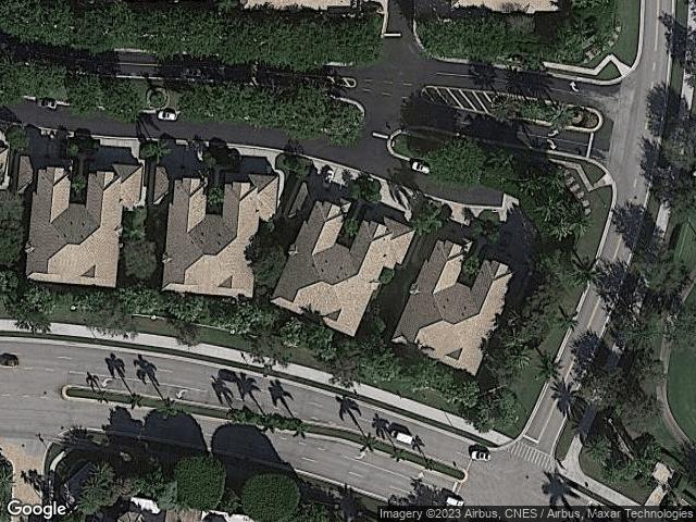 6160 Island Bend #D Boca Raton, FL 33496 Satellite View