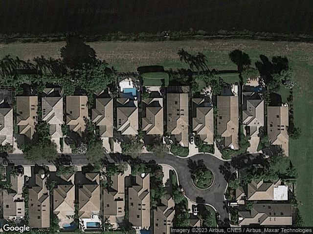 17063 Ryton Lane Boca Raton, FL 33496 Satellite View
