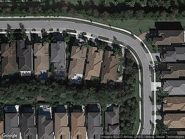 16256 Pantheon Pass Delray Beach, FL 33446 Satellite View