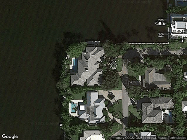 500 Oleander Lane Delray Beach, FL 33483 Satellite View
