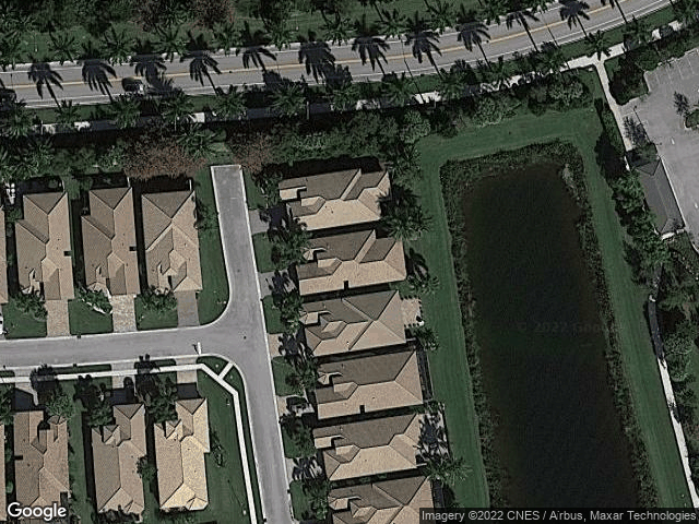 12294 Cascade Valley Lane Boynton Beach, FL 33473 Satellite View