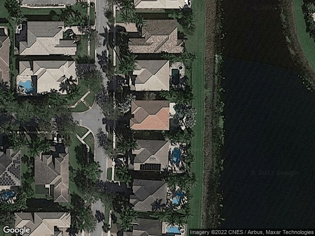 11200 Brandywine Lake Way Boynton Beach, FL 33473 Satellite View
