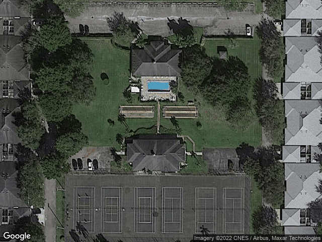 10137 42Nd Avenue #153 Boynton Beach, FL 33436 Satellite View