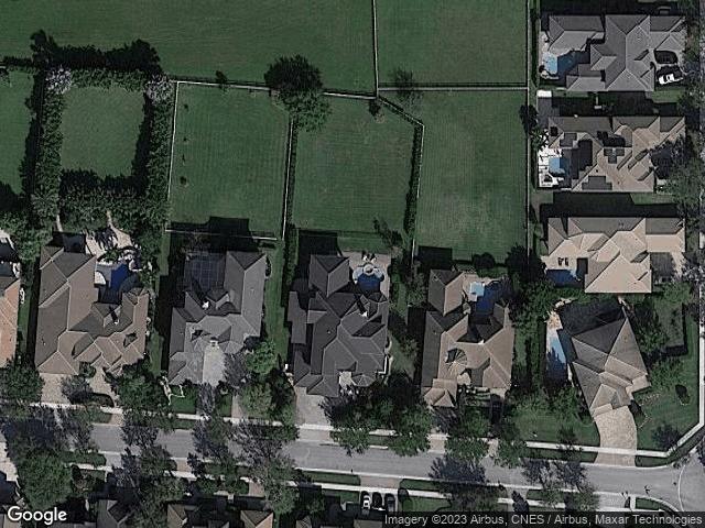 9992 Equus Circle Boynton Beach, FL 33472 Satellite View