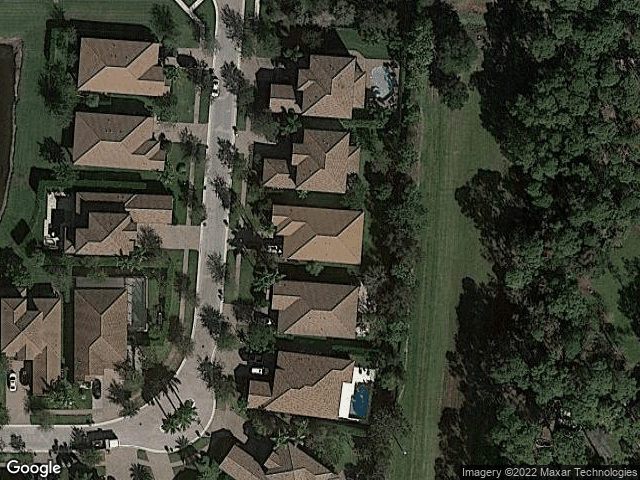 6256 Vireo Court Lake Worth, FL 33463 Satellite View