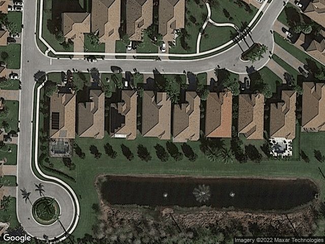 7258 Prudencia Drive Lake Worth, FL 33463 Satellite View