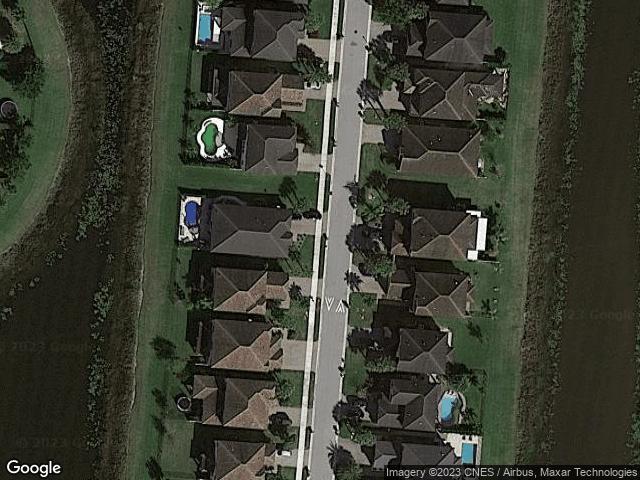 5547 Sandbirch Way Lake Worth, FL 33463 Satellite View