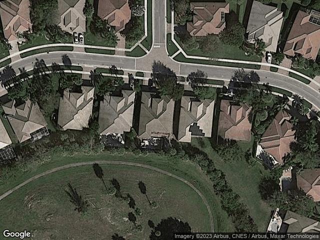 6739 Milani Street Lake Worth, FL 33467 Satellite View