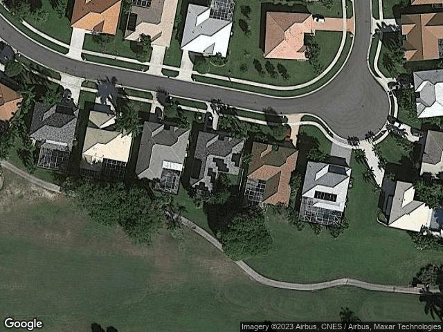 6380 Bridgeport Lane Lake Worth, FL 33463 Satellite View