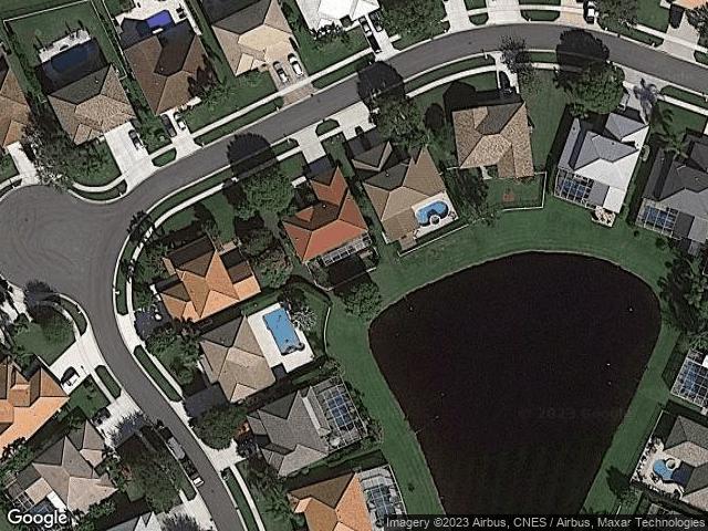 6265 Floridian Circle Lake Worth, FL 33463 Satellite View