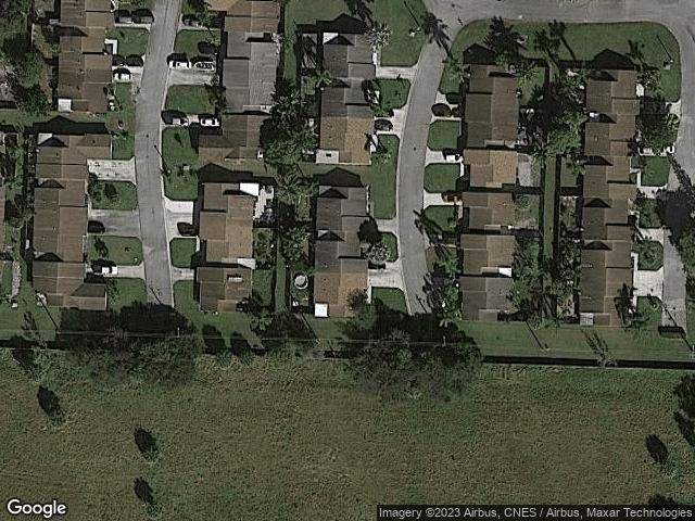 5713 Stonington Way Lake Worth, FL 33463 Satellite View