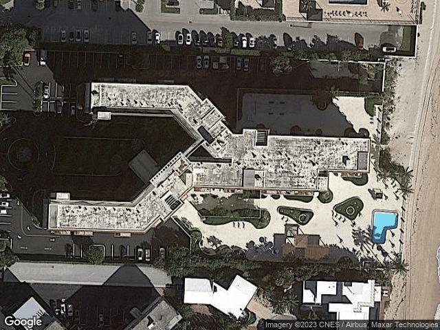 3475 S Ocean Boulevard #212 Palm Beach, FL 33480 Satellite View