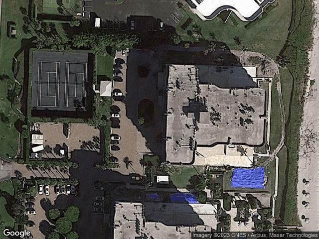 3440 S Ocean Boulevard #306n Palm Beach, FL 33480 Satellite View