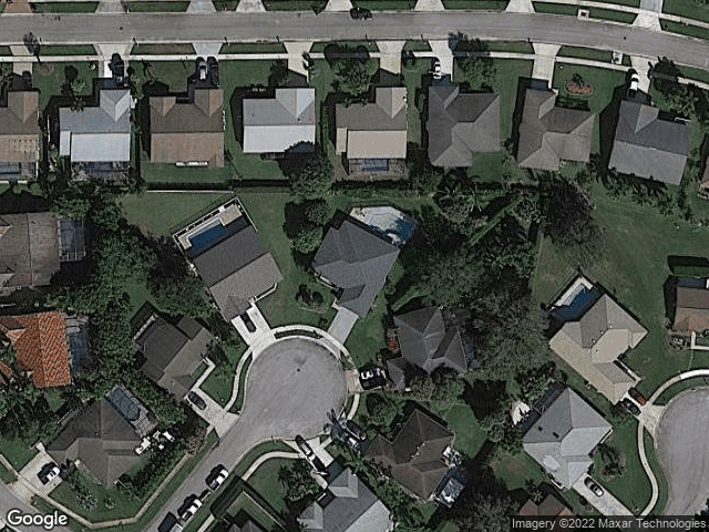 5287 Eden Lake Court Lake Worth, FL 33467 Satellite View