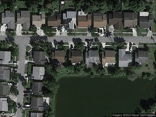 5943 Triphammer Road Lake Worth, FL 33463 Satellite View