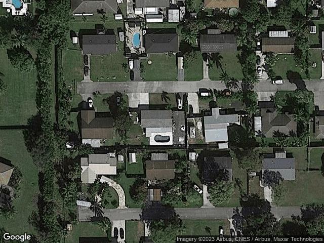 9220 Melody Road Lake Worth, FL 33467 Satellite View