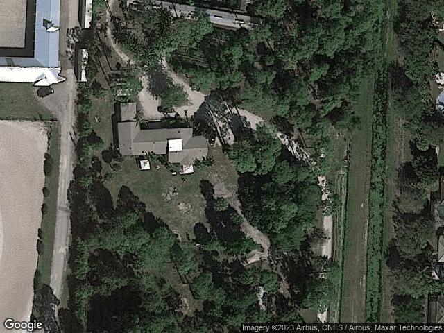 10563 Tamis Trl Lake Worth, FL 33449 Satellite View