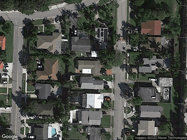 419 Griswold Dr Lake Worth, FL 33461 Satellite View