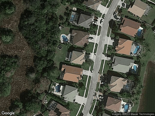 3704 Moon Bay Circle Wellington, FL 33414 Satellite View