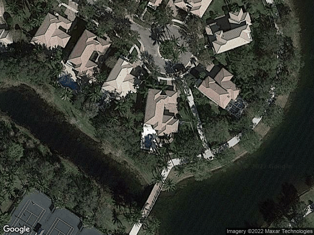 8408 Arima Lane Wellington, FL 33414 Satellite View