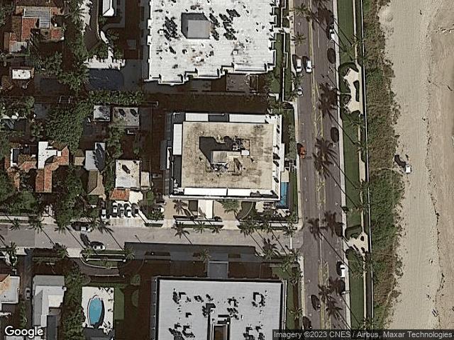 340 S Ocean Boulevard #3a & 3b Palm Beach, FL 33480 Satellite View
