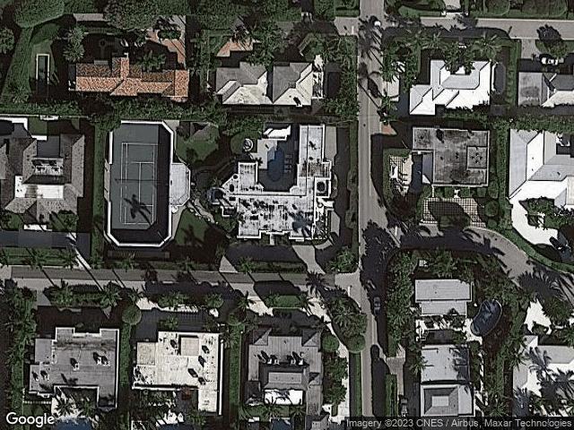 301 Polmer Park Palm Beach, FL 33480 Satellite View