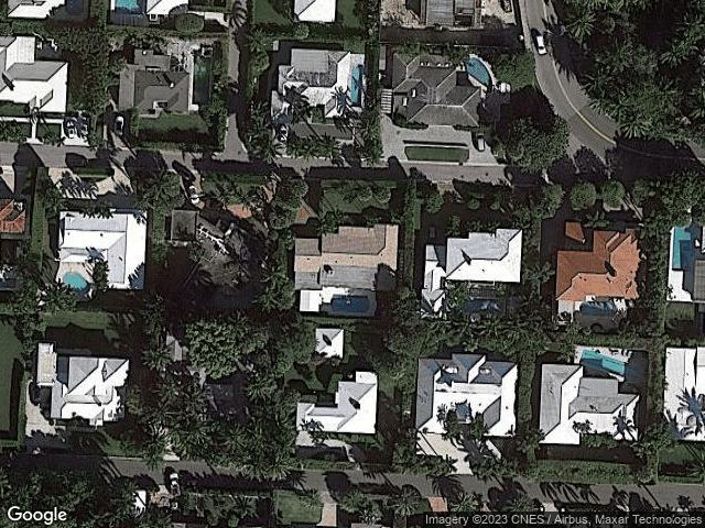 210 Onondaga Avenue Palm Beach, FL 33480 Satellite View