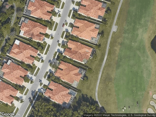 8349 SE Double Tree Drive Hobe Sound, FL 33455 Satellite View