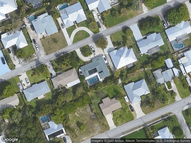 5174 SE Tall Pines Way Stuart, FL 34997 Satellite View