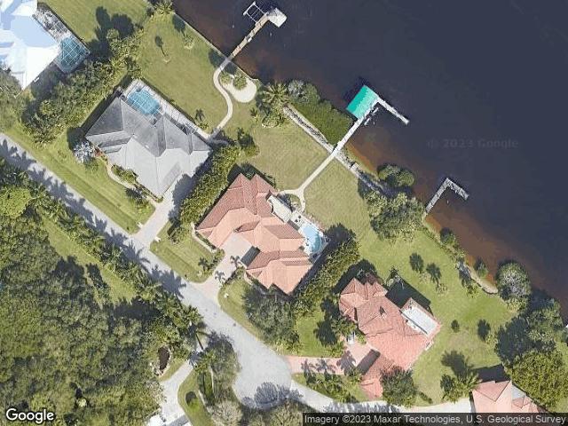 12188 SE Riverbend Lane Port Saint Lucie, FL 34984 Satellite View