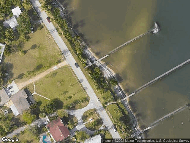 13121 S Indian River S Drive Jensen Beach, FL 34957 Satellite View
