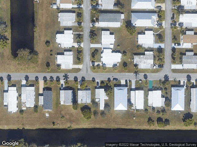 25 Florida Way Port Saint Lucie, FL 34952 Satellite View