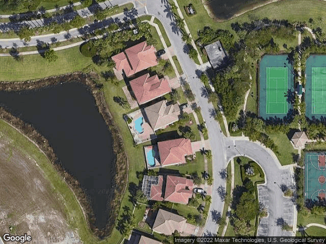1488 NW Leonardo Circle Port Saint Lucie, FL 34986 Satellite View