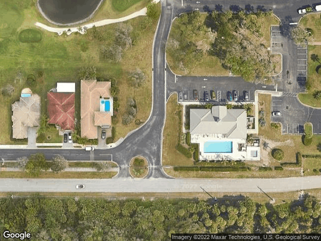 3034 Windward Drive #1305 Fort Pierce, FL 34949 Satellite View