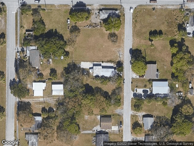 425 N 26Th Street #1 Fort Pierce, FL 34947 Satellite View