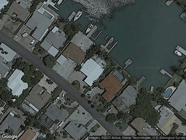 361 N Tessier Drive St Pete Beach, FL 33706 Satellite View