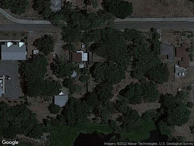 4052 S 34th Ave St Petersburg, FL 33711 Satellite View