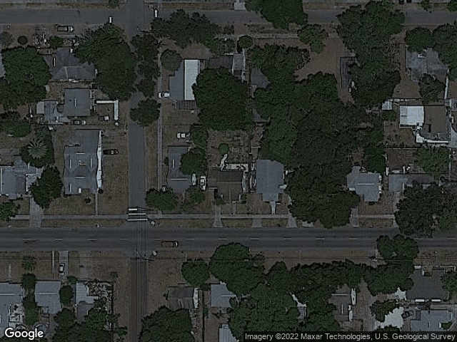 5521 S 15Th Avenue Gulfport, FL 33707 Satellite View