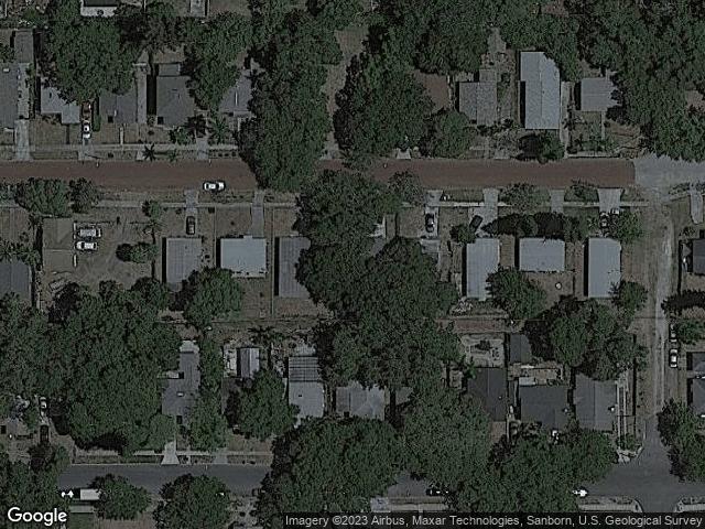 634 S Newton Avenue St Petersburg, FL 33701 Satellite View